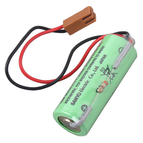 Sanyo CR17450SE-R Battery for CNC - PLC Logic Controllers