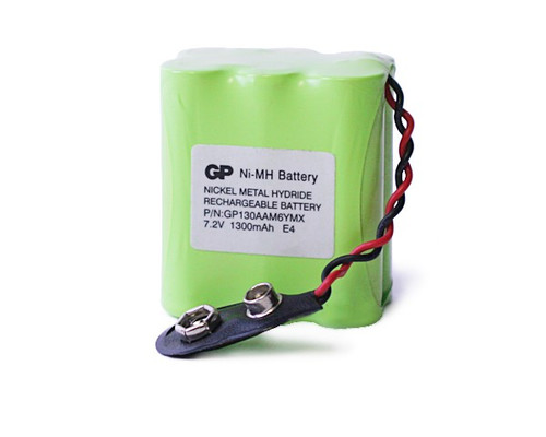 GP GP130AAM6YMX Battery for PowerMax Alarm - Security System