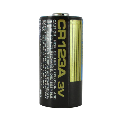 Visonic 0-9913-N Battery - 3V Lithium (CR123 - CR123A)
