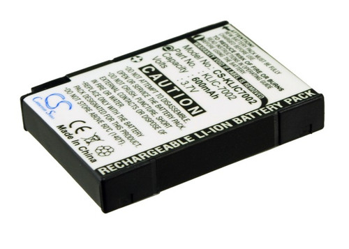 Kodak KLIC-7002 Battery for Digital - Video Camera