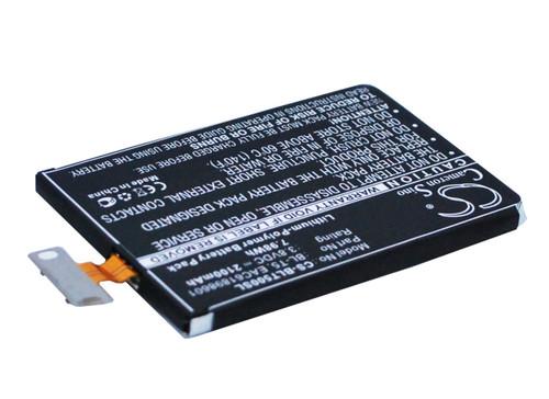 LG Optimus G Battery for Cellular Phone