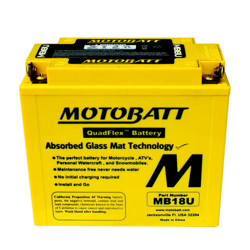 BMW 51815 Battery Replacement - AGM Sealed for Motorcycle