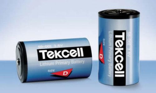 Tekcell SB-D02 TC Battery - 3.6V 19Ah D Cell Lithium - Vitzro Cell