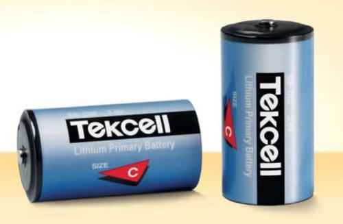 Tekcell SB-C02 TC Battery - 3.6V 8.5Ah C Cell Lithium - Vitzro Cell