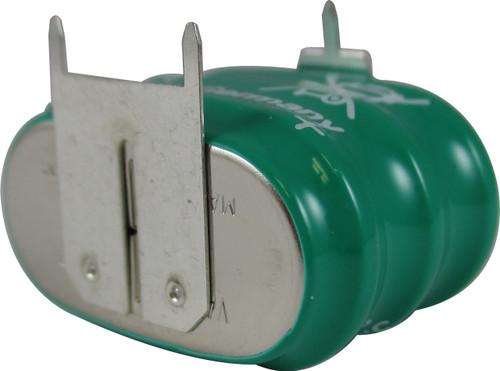 Energy+ 3/100DKO-PC Battery - 3.6V 150mAh Ni-MH - 3 Pin