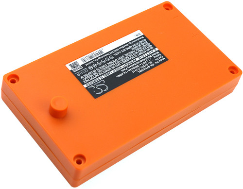 Gross Funk FUA15 Battery (Orange)