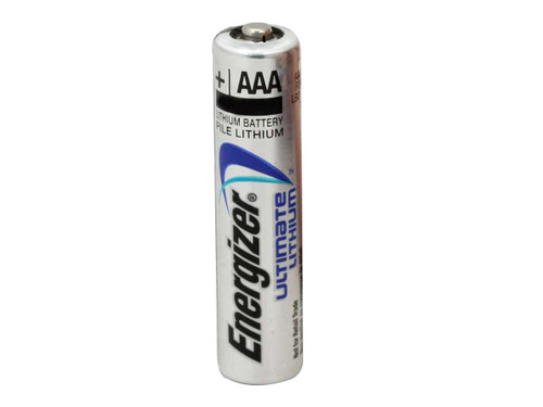 Energizer AAA Ultimate Lithium Batteries - L92 (18 Pack)