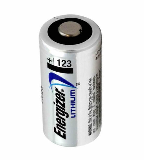 Energizer 123 Lithium Photo Batteries (18 Pack)