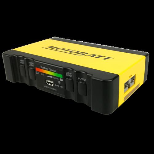 Motobatt MBJ-4500 Lithium Battery Jump Pack 600 Amp
