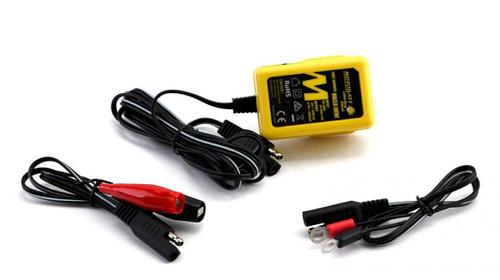 Motobatt Little Boy AGM Battery Charger - 6V / 12V 1.0 Amp MBCLB