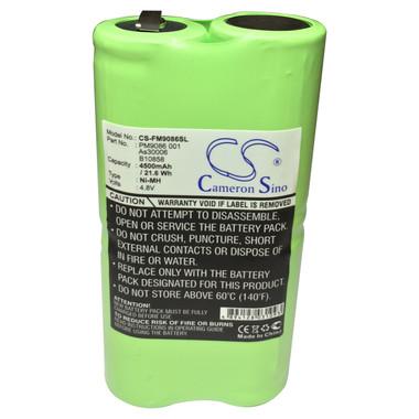 4500mah bateria Para Fluke 99b 92 105b 99 95 93