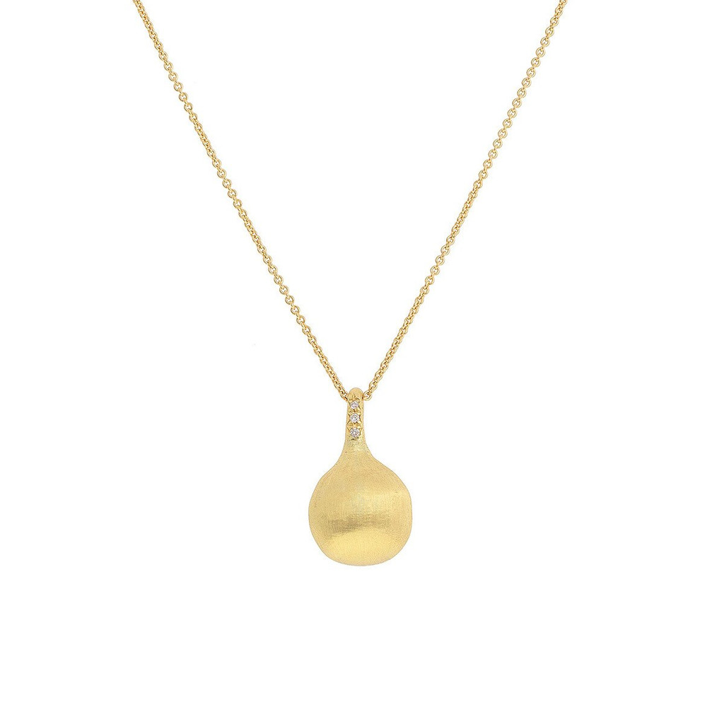 18k Yellow Gold Pendant (#231533)
