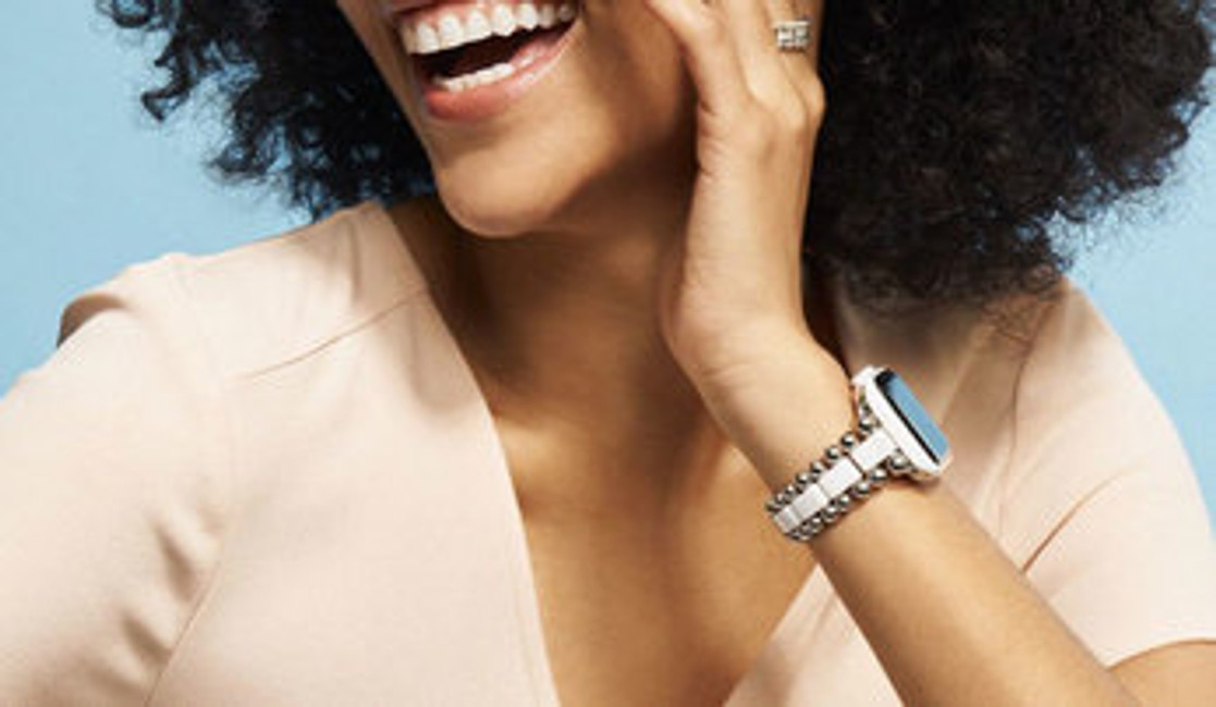 Upgrade Your Apple iWatch with Lagos Smart Watch Bracelet