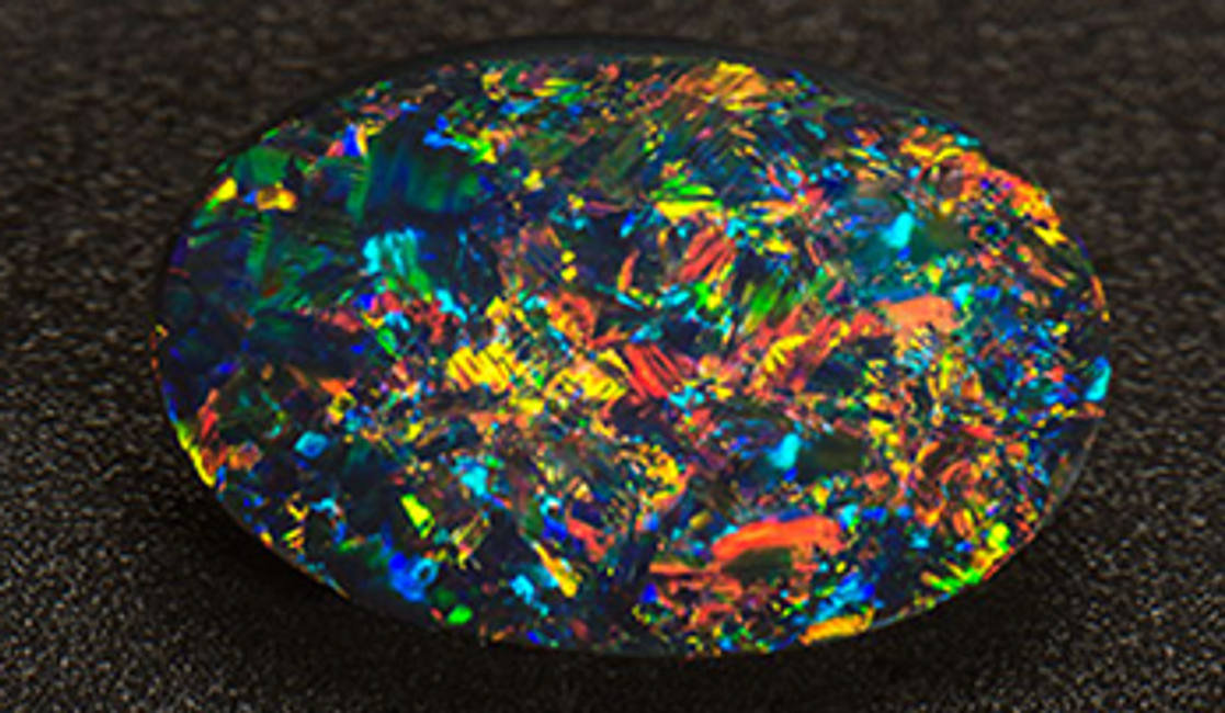 The History and Meaning Behind October's Birthstone: Opal