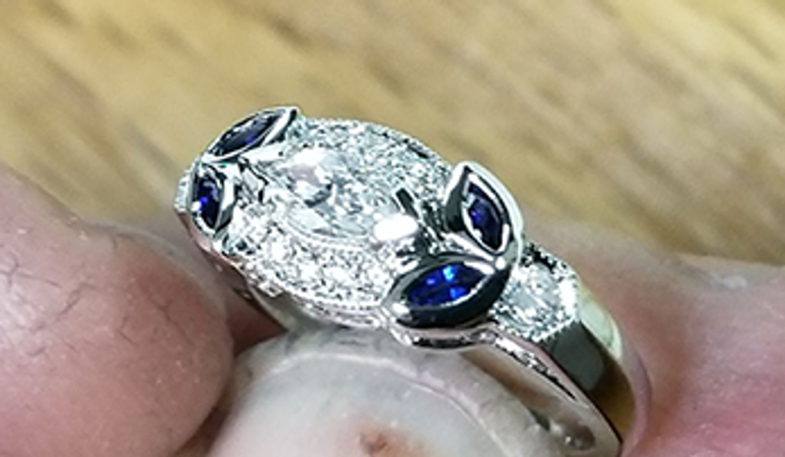 Behind the Scenes with Our Master Jeweler