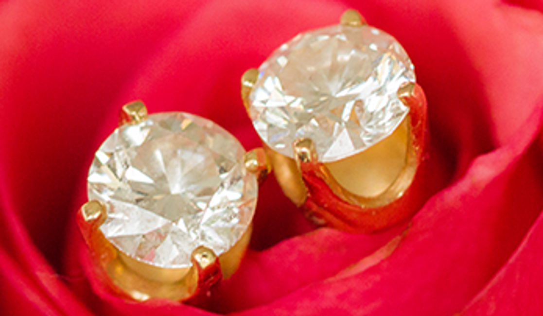 Why Diamond Studs Are the Perfect Valentine's Day Gift