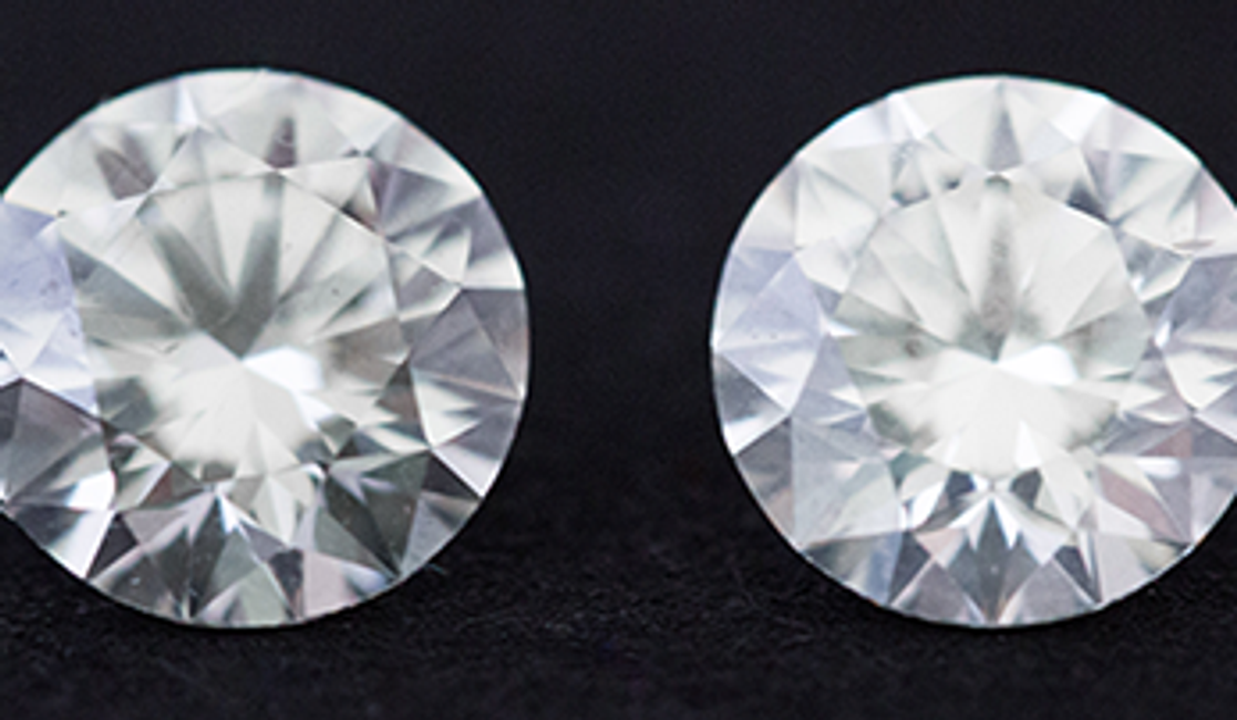 These Diamonds Can Be Seen From Ten Tables Away