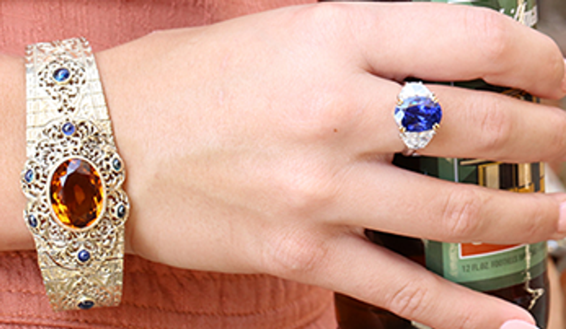 The Largest Collection of Vintage Jewelry in South Carolina