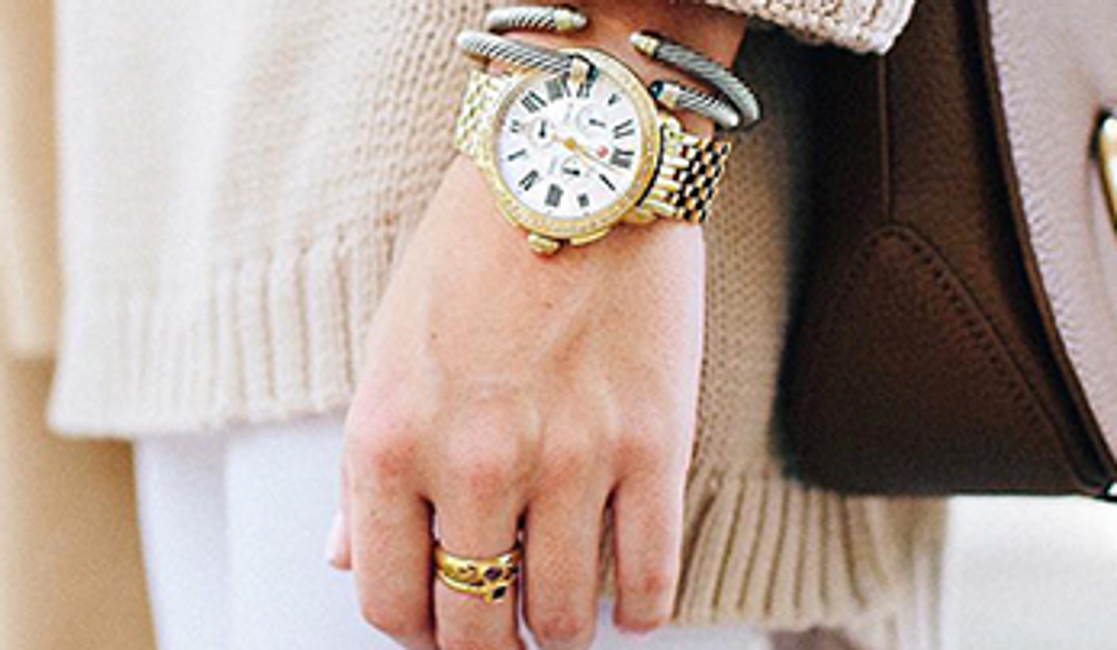 How to Layer Your Jewelry