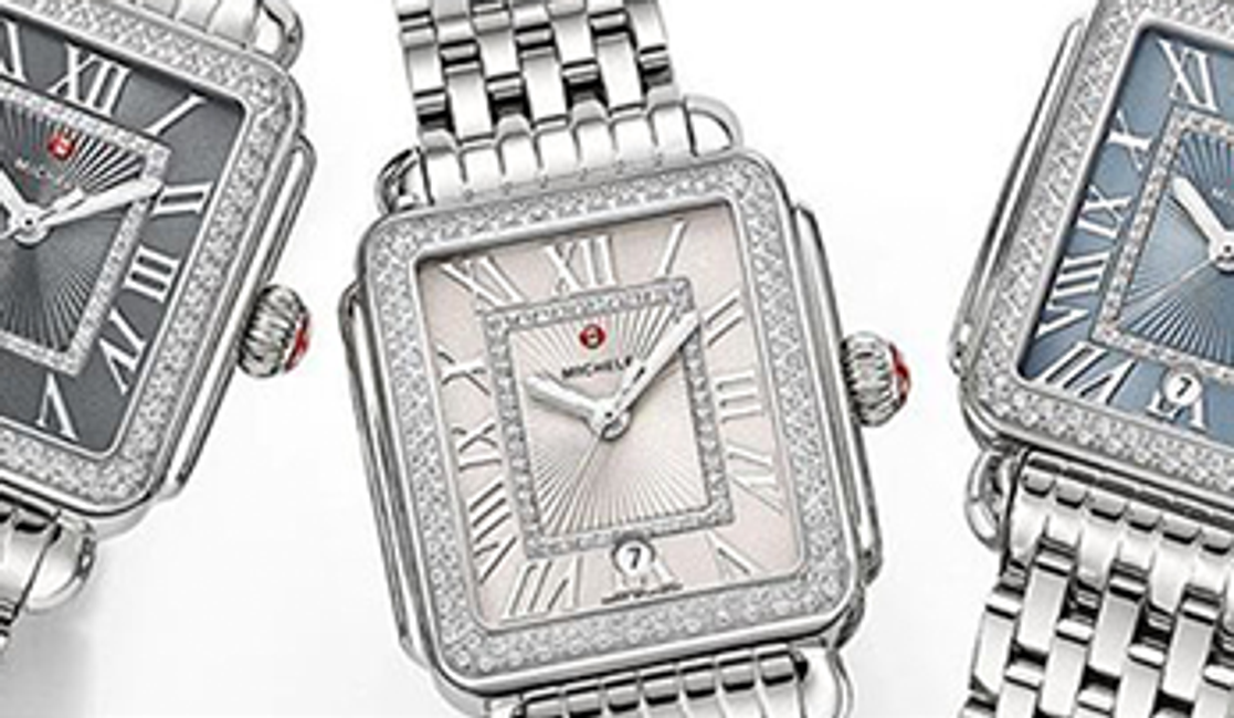 Michele Deco Watch Collection