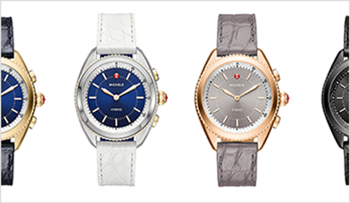 Technology Meets Luxury: The MICHELE Hybrid Smartwatch