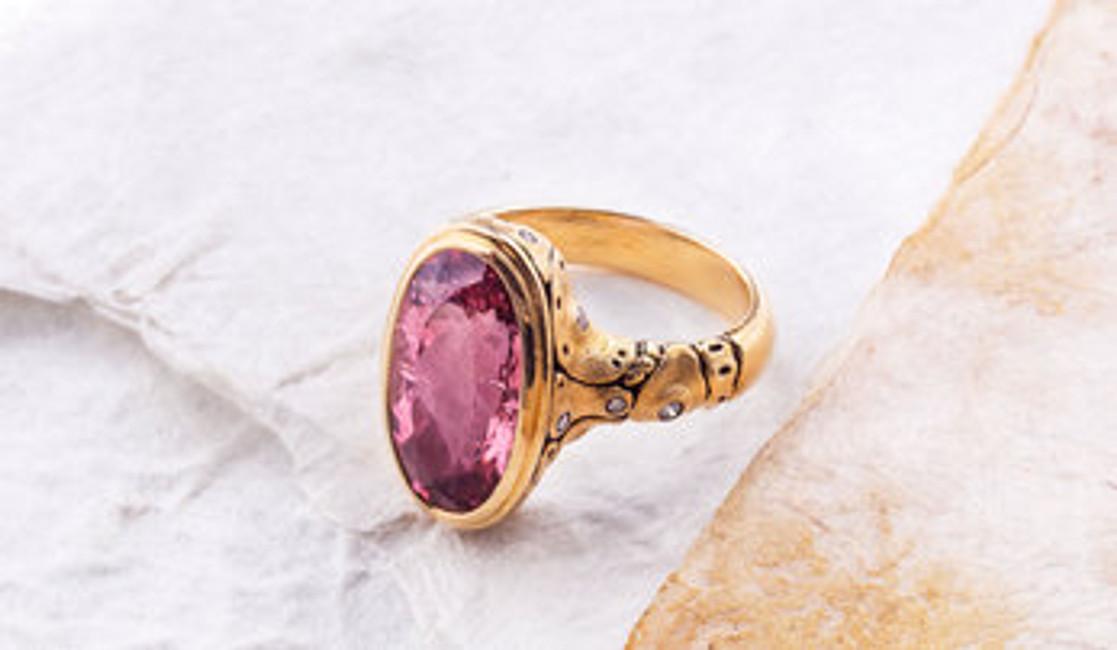 October's Fabulous Birthstone - Pink Tourmaline