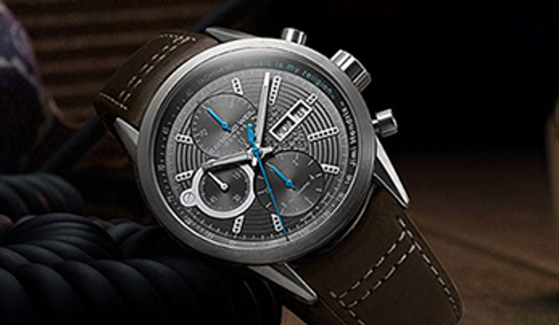 Watch Complications 101 - Chronograph