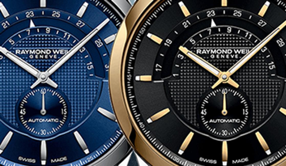 The Evolution of Raymond Weil's Freelancer Timepiece