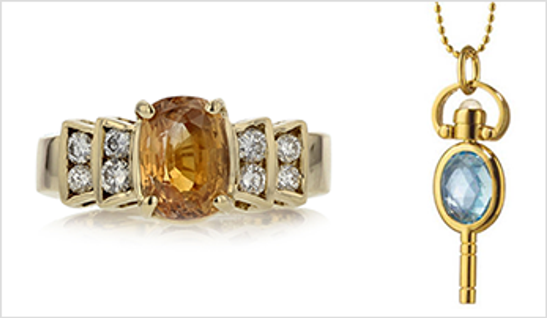 The History and Meaning Behind November's Birthstone: Topaz