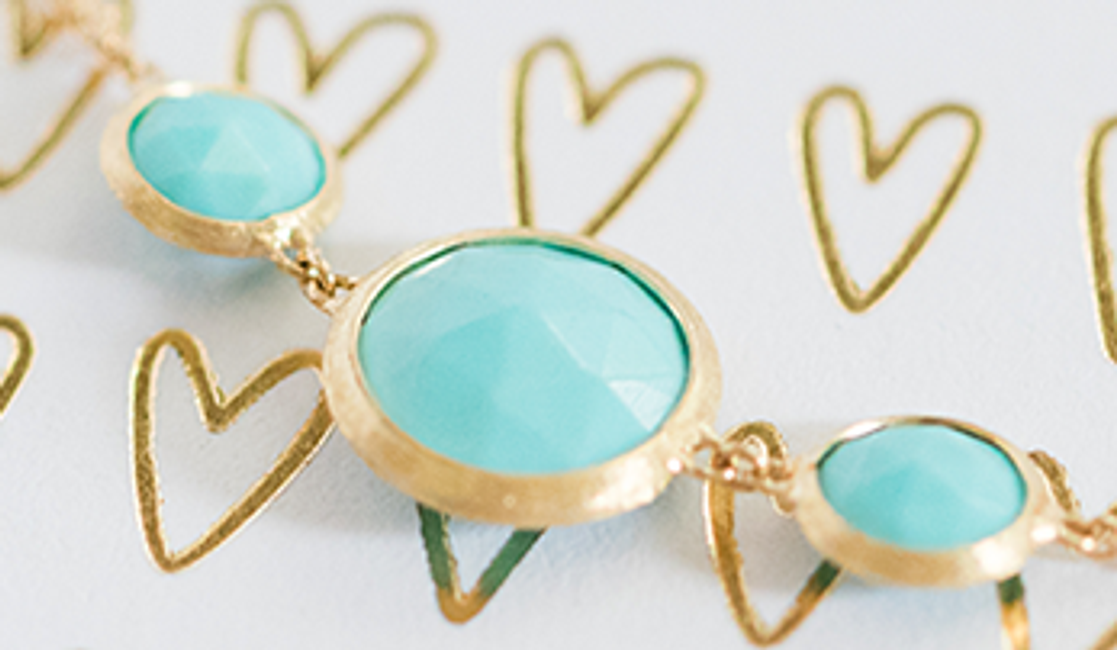 Gifts for December Babies: All About Turquoise