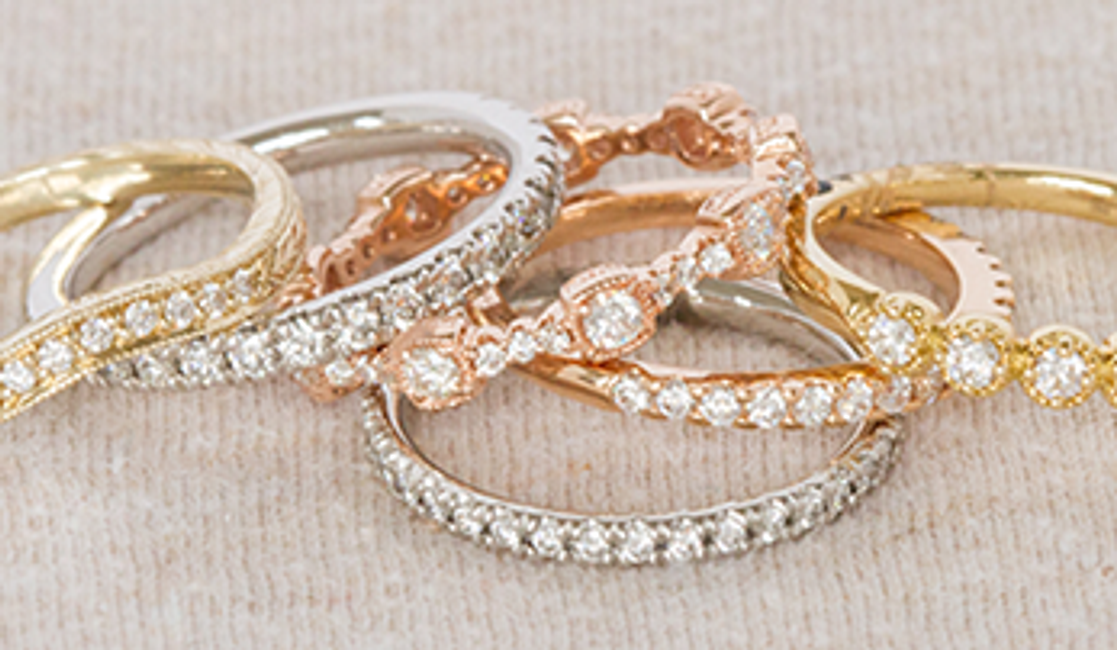 How to Find Your Perfect Wedding Band