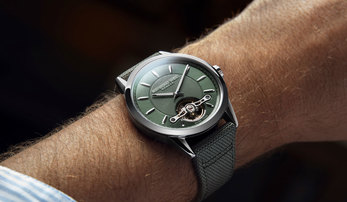 Why Green is the New Blue (Dial)