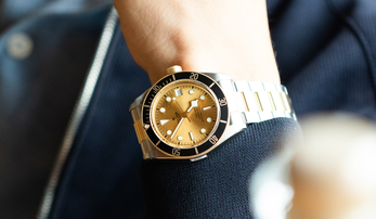 A Major Comeback: Two-Tone Watches