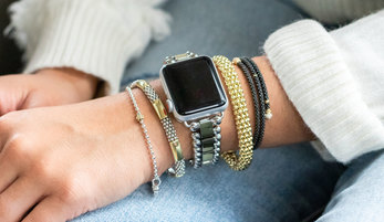 How to Layer Your Watch and Jewelry for Fall