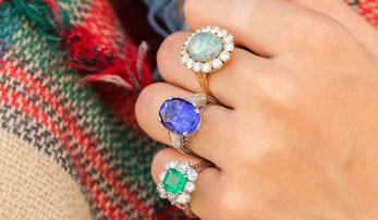 The Best Guide To Non-Diamond Engagement Rings