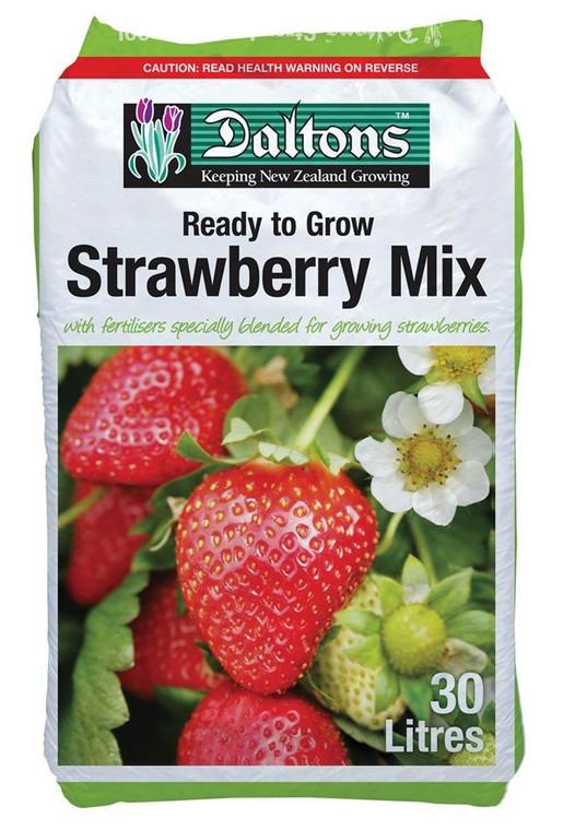30L Daltons RTG Strawberry Mix