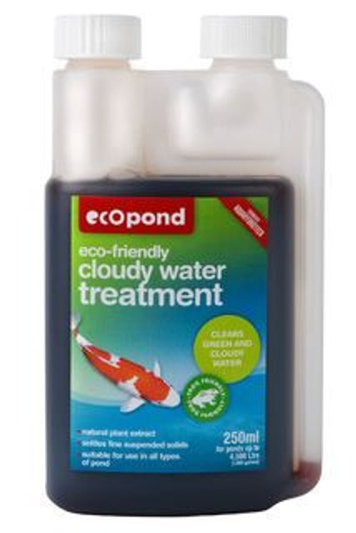 Cloudy Water 250ml