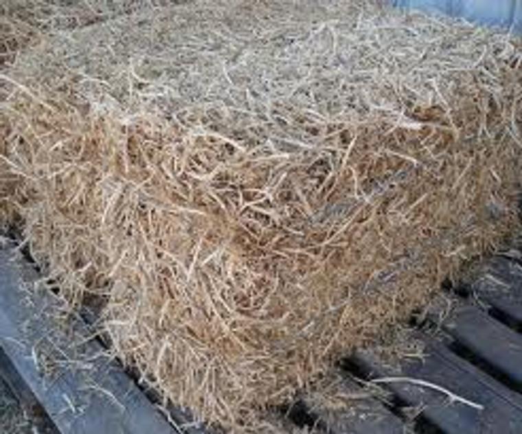 Pea Straw Bail
