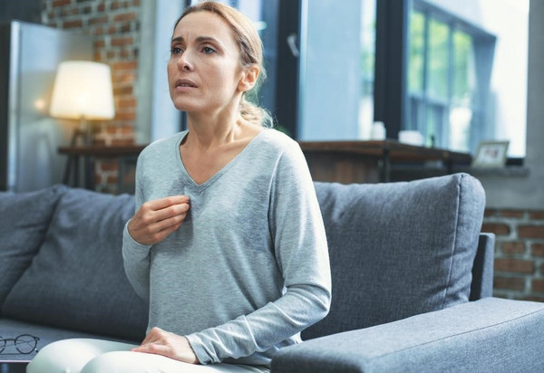 What Does an Anxiety Attack Feel Like?