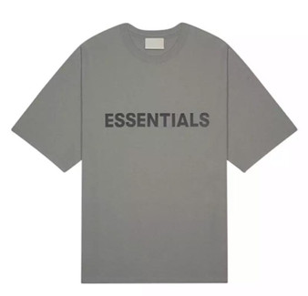 Essential Tee Gray-1632411012