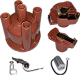 Caps / Points / Rotors / Condensors