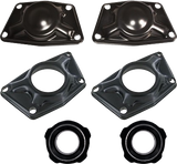 Spring Plate & Trailing arm Components