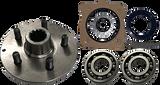 Wheel Bearings And Hubs