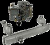 Fuel / Exhaust & Heating