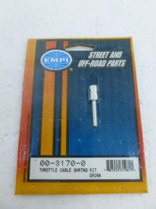 Throttle Cable Shortening Kit