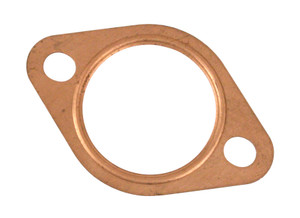 "Copper Exhaust Port Gaskets, 1 1/2"" I.D. (pack of 4)"