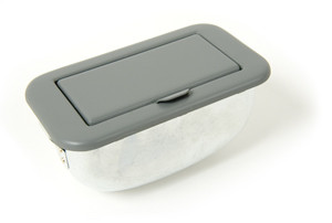 DASH ASHTRAY, PRIMERED, BUS 55-67