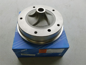 BRAKE DRUM REAR SPLIT BUS -63 GERMAN