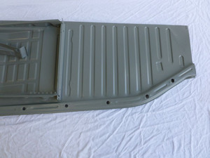 Floor Pan Half (RIGHT), Beetle 1956-1957 Sedan