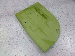 BATTERY TRAY BUS RIGHT '68-71